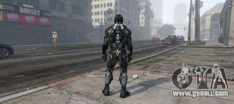 GTA 5 Crysis 2 Nanosuit Re-Texture N7 third screenshot