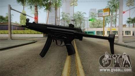 MP5A1 for GTA San Andreas second screenshot