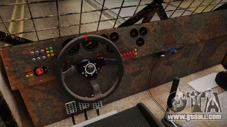 GTA 5 MTL Wastelander IVF for GTA San Andreas back view