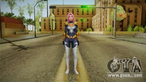 Marvel Future Fight - Songbird for GTA San Andreas second screenshot
