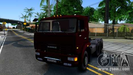 KamAZ 65115 for GTA San Andreas