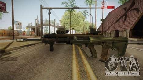 Battlefield 4 - Steyr AUG for GTA San Andreas