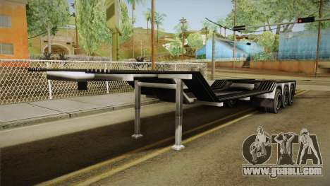 American Multiple Carrier Trailer for GTA San Andreas