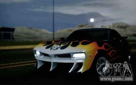 AMC Javelin Speedevil for GTA San Andreas