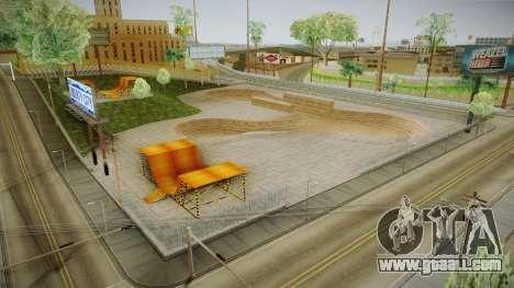 Glenpark7 Lae for GTA San Andreas second screenshot