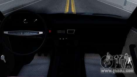 VAZ 2121 Niva for GTA San Andreas inner view
