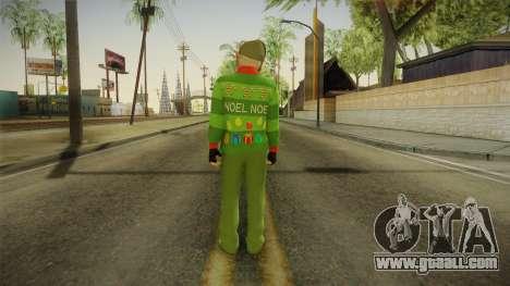 GTA 5 Special Christmas Skin for GTA San Andreas third screenshot