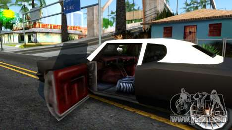GTA 3 Yardie Lobo for GTA San Andreas inner view