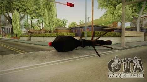 Blacklight: Retribution - RL5 for GTA San Andreas third screenshot