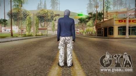 Spider-Man Homecoming - Captain America Thief for GTA San Andreas third screenshot