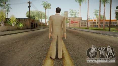 007 EON Bond Style for GTA San Andreas third screenshot