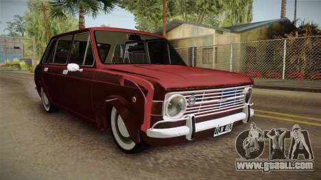 Fiat 128 Rural for GTA San Andreas right view