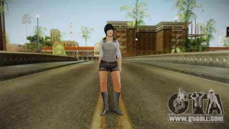 007 Goldeneye Xenia for GTA San Andreas second screenshot