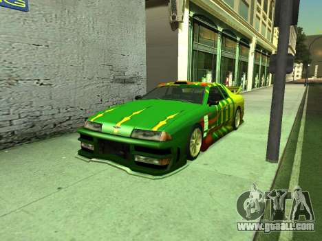 Legend566 Paint Job for GTA San Andreas