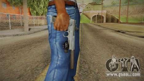 Battlefield 4 - CZ 75 for GTA San Andreas third screenshot