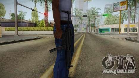 MP5A1 for GTA San Andreas third screenshot