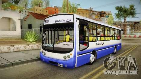 Metalpar Tronador Saeta for GTA San Andreas