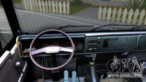 KamAZ 65115 for GTA San Andreas inner view