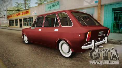 Fiat 128 Rural for GTA San Andreas left view