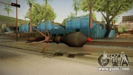 Blacklight: Retribution - RL5 for GTA San Andreas