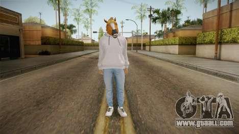 DaniRep Skin GTA Online for GTA San Andreas second screenshot