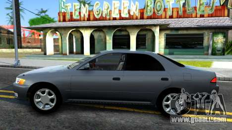 Toyota Mark II for GTA San Andreas left view