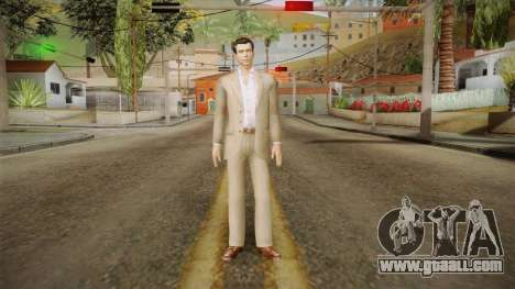 007 EON Bond Style for GTA San Andreas second screenshot