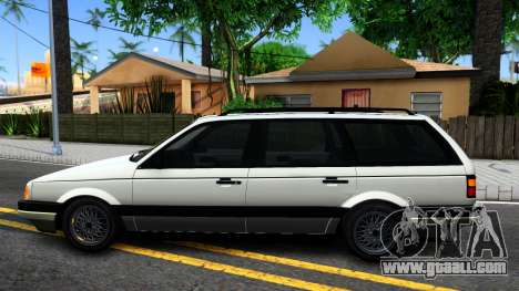 Volkswagen Passat B3 for GTA San Andreas left view