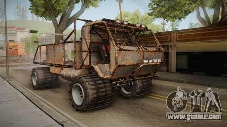GTA 5 MTL Wastelander IVF for GTA San Andreas