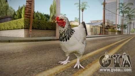 Homefront - Chicken for GTA San Andreas third screenshot