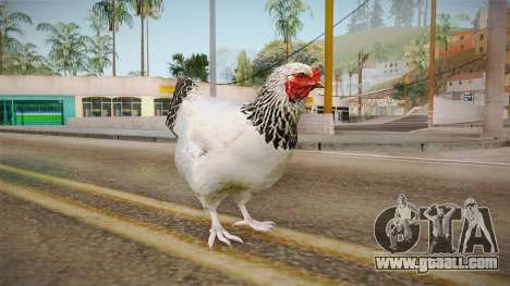 Homefront - Chicken for GTA San Andreas