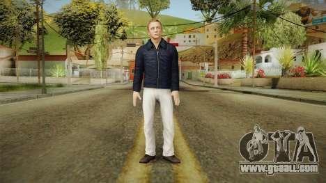 007 Legends Craig Ltk for GTA San Andreas second screenshot