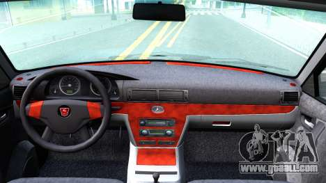 GAZ 31105 for GTA San Andreas inner view