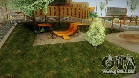 Glenpark7 Lae for GTA San Andreas third screenshot