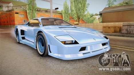 GTA 5 Grotti Turismo Classic for GTA San Andreas right view