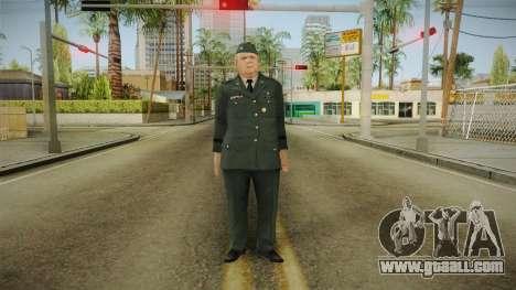 007 Legends Goldfinger General for GTA San Andreas second screenshot