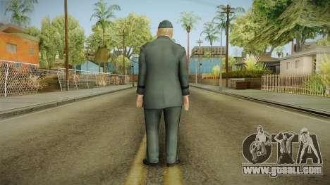 007 Legends Goldfinger General for GTA San Andreas third screenshot