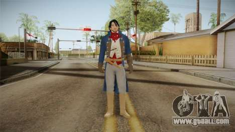 Arno Victor Dorian (Hoodie Down) for GTA San Andreas second screenshot