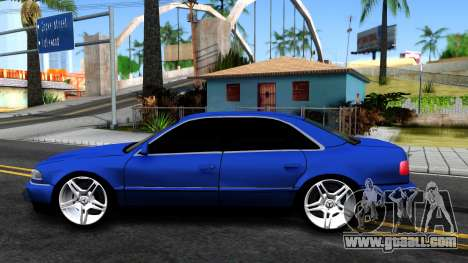 AUDI A8 Long 2002 for GTA San Andreas left view