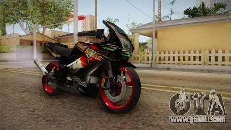 Kawasaki RR 150 for GTA San Andreas