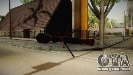 Blacklight: Retribution - RL5 for GTA San Andreas forth screenshot