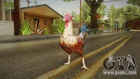 Rooster Galo for GTA San Andreas