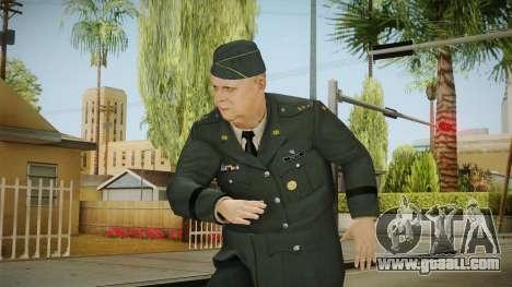 007 Legends Goldfinger General for GTA San Andreas