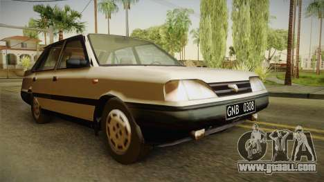 FSO Polonez Atu for GTA San Andreas back left view