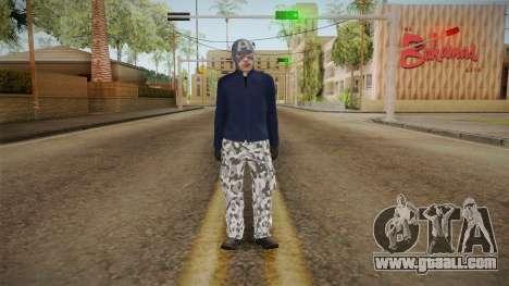 Spider-Man Homecoming - Captain America Thief for GTA San Andreas second screenshot