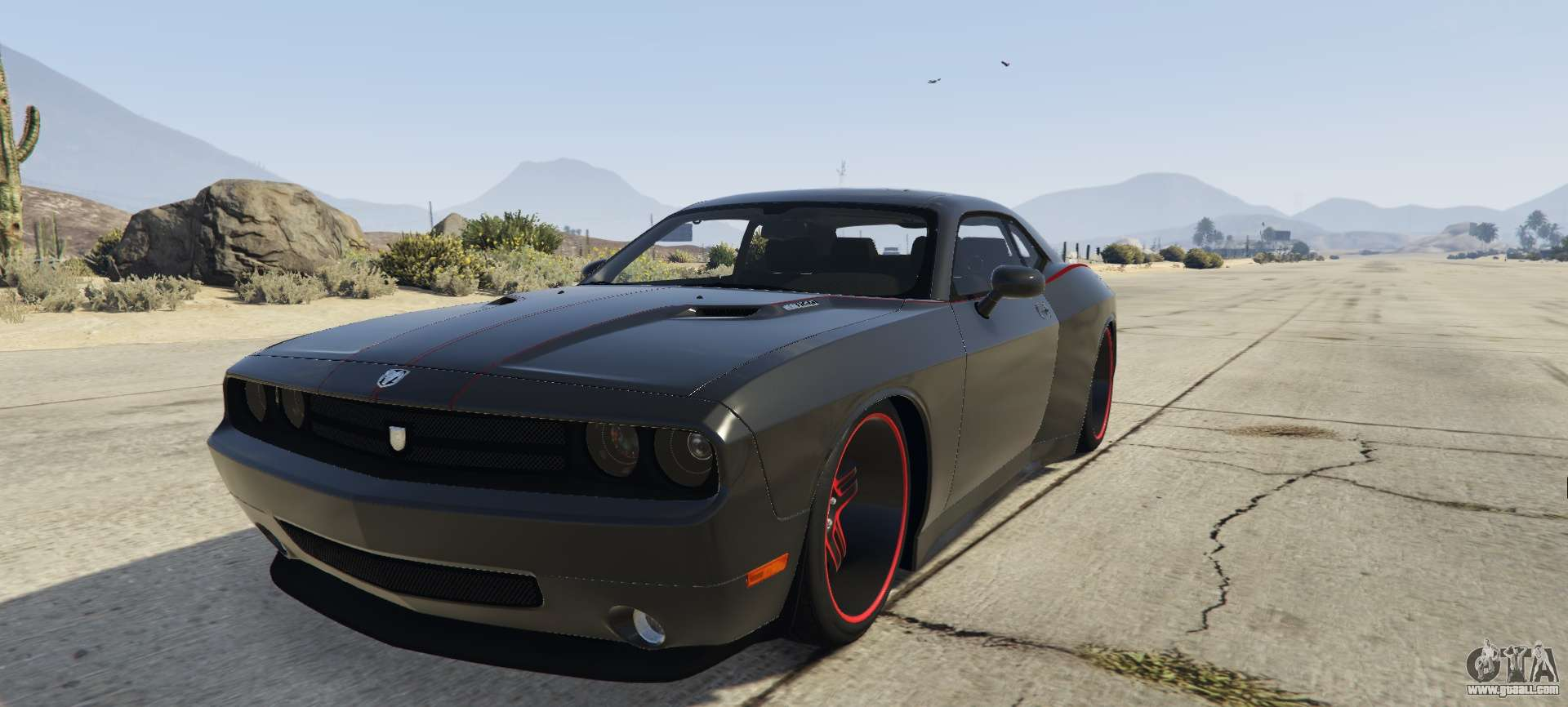 dodge challenger srt8 2010 for gta 5. Black Bedroom Furniture Sets. Home Design Ideas