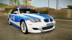 BMW M5 E60 Saobracajna Policija for GTA San Andreas