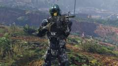Crysis 2 Nanosuit Re-Texture N7