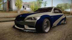 BMW M3 NFS Most Wanted Liberty Walk