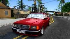 "GAZ 3110 ""Volga"" for GTA San Andreas"